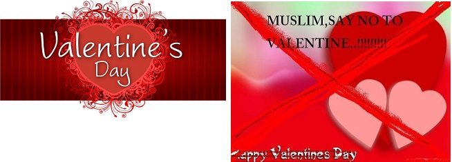 valentine day and islam